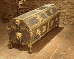 Sarkofazi obitelji Erdödy u Klanjcu